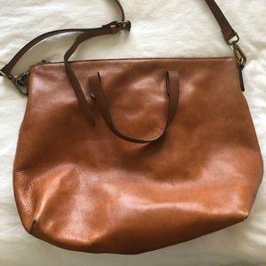 Madewell Leather Crossbody
